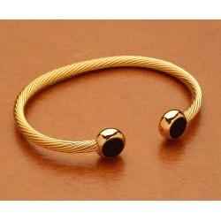 BIO-RAY BRACELET DELUXE - GOLD SERIES